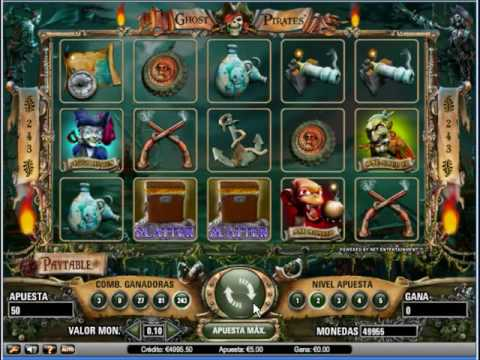 Ghost Pirate Slot