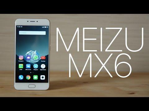Честный обзор Meizu MX6