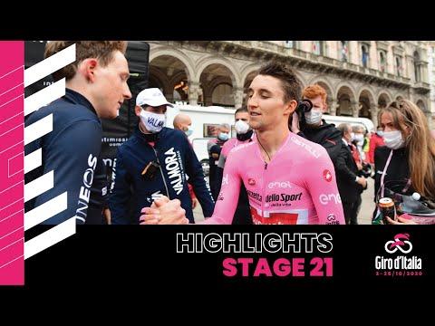 Giro d'Italia 2020 | Stage 21 | Highlights