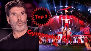 Video Top 7 best gymnastics auditions on got talent global MP3, 3GP, MP4, WEBM, AVI, FLV Agustus 2019