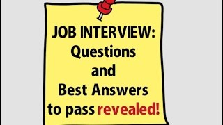 Top Interview Questions and Answers (English)
