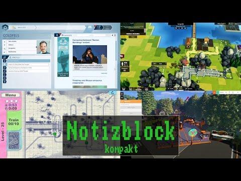 Notizblock kompakt #031 [ Deutsch / German ]