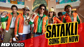 Satakli – Happy New Year (Video Song) | Feat. Shah Rukh Khan, Deepika Padukone & Abhishek Bachchan