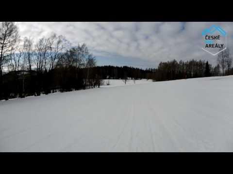 Ski Černý Důl modrá 6C