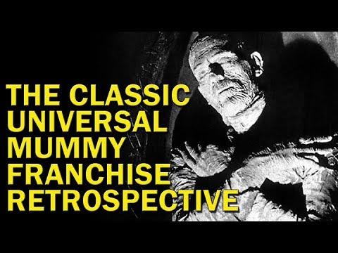 The Classic Universal Mummy Franchise // DC Classics