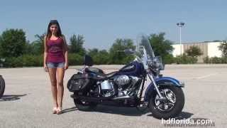 5. Used 2008 Harley Davidson Heritage Softail Classic Motorcycles for sale - Jacksonville, FL