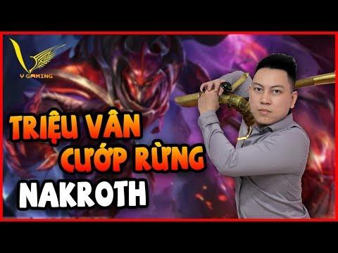 Triệu Vân Trong Tay Msuong Có Thể Cướp Được Rừng Của Nakroth - Thời lượng: 21 phút.