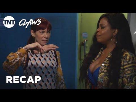 "Claws: ""Melba Toast"" Season 3, Episode 9 [RECAP] | TNT"