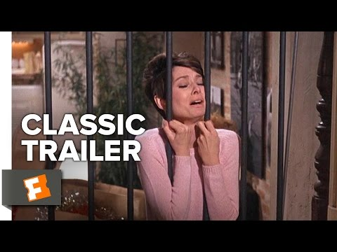 Wait Until Dark (1967) Official Trailer - Audrey Hepburn, Alan Arkin Movie HD