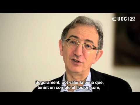 El diàleg entre Manuel Borja-Villel i Joan Fuster-Sobrepere, al complet