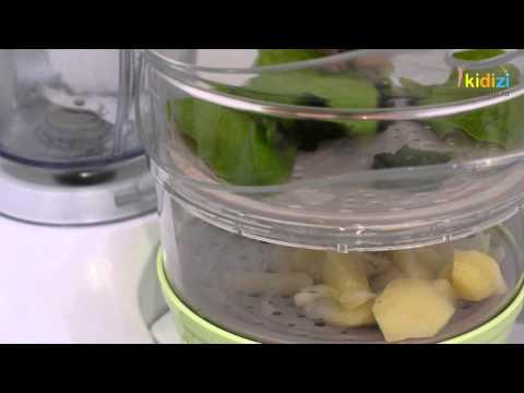 Cum sa preparam crema de spanac