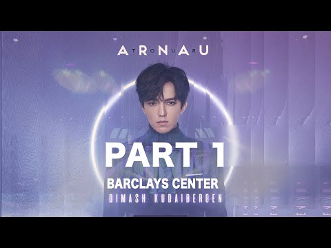 Dimash Kudaibergen - ARNAU ENVOY New York Concert (Barclays Center) - Part1