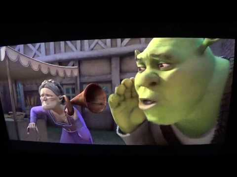 Shrek Forever After: Being Ogre Again