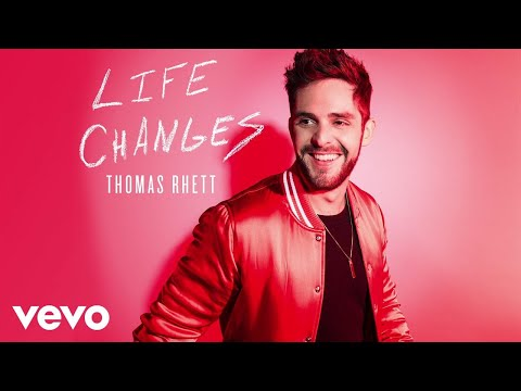 Video Thomas Rhett - Life Changes (Static Video) download in MP3, 3GP, MP4, WEBM, AVI, FLV January 2017