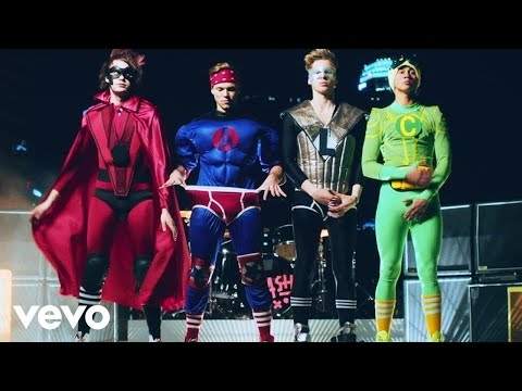 5 SECONDS OF SUMMER - Don't Stop  [MV]