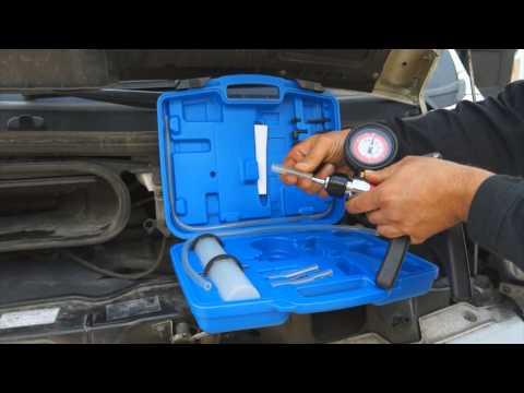 Vakuum/Druck Prüfsatz MG50411