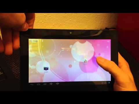 Proscan 7inch tablet review