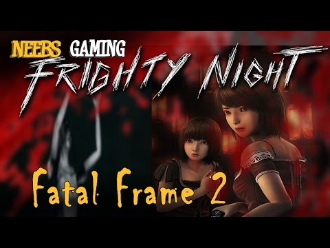 fatal - Neebs and gang exorcise demonic ghosts with a camera in Fatal Frame 2 on this weeks Frighty Night! http://www.hankandjedmoviepictures.com/ https://hankandjed.spreadshirt.com/