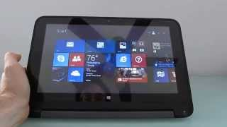 HP Pavilion X360 Tablet/notebook Review