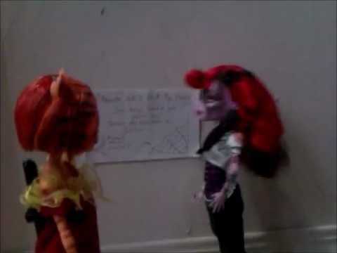 Monster High's Next Top Model - Season 1 - Episode 1