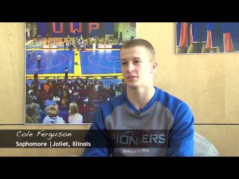 Player Perspective Series | Cole Ferguson | Wrestling