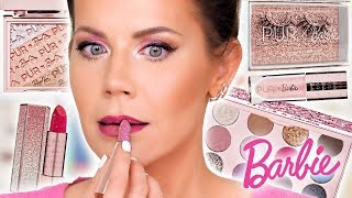 PÜR X BARBIE MAKEUP COLLECTION... OMG?! by Glam Life Guru