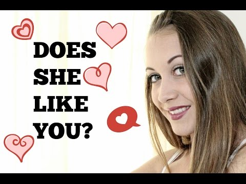 8 Signs SHE IS INTERESTED (MUST SEE)