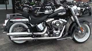7. 2012 Harley-Davidson Softail Deluxe - Used Motorcycle For Sale