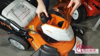 5. STIHL RMA 510 Cordless Mower