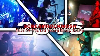 "The best of the Las Vegas Music Scene in association of ScreamRockMosh from striking category awarded for being astonishing for the year of 2016.This video is an adaptation from a Facebook post titled, ""ScreamRockMosh Best of List"". Previous winners for 2015 are:Band T-Shirt: Dale PhoenixCar Record: ""The Explorer"" by Almost AwakeGuitar Player: Grady Jones of Almost AwakeSingle: ""Constrictor"" by SuccessorExtended Play: ""The Explorer"" by Almost AwakeAlbum: ""As Fate Would Have It"" by Journey 2 RaptureLIVE! Performance: Almost AwakeComeback Performance: OscillationHouse Shows: James of Dale Phoenix New Band: Reckless RecklessMoshpit: We Gave It HellYou can view the original post from 2015 here: https://www.facebook.com/ScreamRockMosh/posts/1007805972611084 ScreamRockMosh Link:Main Network: https://www.facebook.com/ScreamRockMoshPhotography Gallery: https://www.flickr.com/photos/screamrockmosh/Work Updates: https://twitter.com/ScreamRockMoshWebsite: http://www.screamrockmosh.com/"