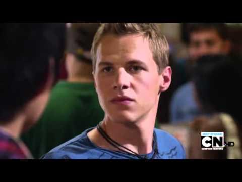 "Unnatural History - Season 1 Episode 12 - ""Speetlemania"" surprise party scene"