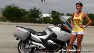 2. Used 2007 BMW R1200RT for Sale