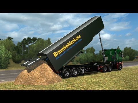 Grain Trailer by AW 3d Mods V1.27