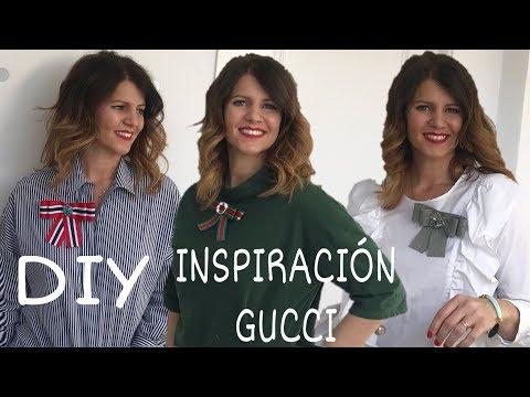 diy Ideas para hacerte el broche que ha enamorado a instagram/Inspiración GUCCI y SORTEO!