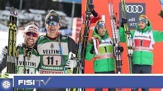 Pellegrino/Noeckler sul podio