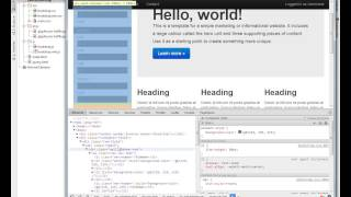 Intro to Mobile I - JQuery Selectors - Lecture 12
