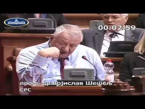 """Самый известный сербский политик, назвал украинского посла """"говном"""""""