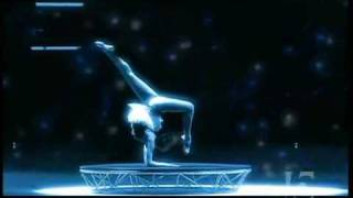 Sasha Cohen - Stars on Ice 2008 - beautiful and unusual performance without skates!!! - YouTube
