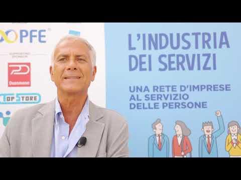 LIFE 2018, Silvano Curcio sull'evoluzione dell'Industria dei Servizi