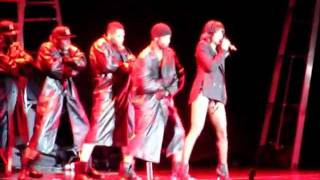 Kelly Rowland - Destiny's Child Medley (Time Warner Cable Pavilion 10/1/11 Raleigh NC) FAME Tour
