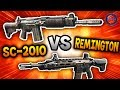 Call of Duty: Ghost - SC-2010 vs REMINGTON R5! - COMPARING STATS! (COD Ghosts)