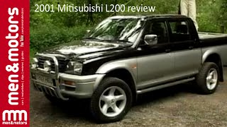 Glenda McKay reviews the 2001 Mitisubishi L200, to find out if the performance matches the practicality of this SUV.------------------Don't forget to SUBSCRIBE for more content!http://www.youtube.com/user/menandmotors?sub_confirmation=1© Men and Motors - One Media iP 2017