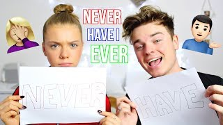 Video CRAZY NEVER HAVE I EVER WITH MY LITTLE SISTER! MP3, 3GP, MP4, WEBM, AVI, FLV April 2018