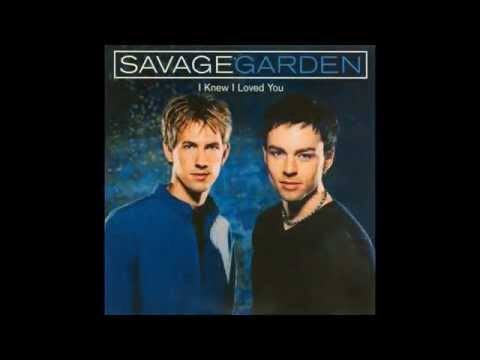 Video Savage Garden - I Knew I Loved You (HQ) download in MP3, 3GP, MP4, WEBM, AVI, FLV January 2017
