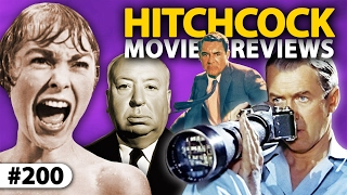 "Episode #200: Alfred HitchcockJon celebrates this milestone episode with an extensive look at famed British auteur, Sir Alfred Hitchcock, by reviewing seven of his most popular films; ""Notorious"", a noir-drama starring Cary Grant and Ingrid Bergman; ""Dial M For Murder"", a tense stage-thriller from 1954; Jimmy Stewart and Grace Kelly in the voyeurism-focused ""Rear Window""; the complex mystery thriller, ""Vertigo"", also starring Jimmy Stewart; the iconic adventure caper, ""North By Northwest"", Hitchcock's most famous film, ""Psycho"", starring Norman Bates in the original 'slasher' film; and Tippi Hedren's film debut in the creature feature ""The Birds"". BUY the Azulle Access Plus Mini PC Stick! -- http://amzn.to/2h00C9bOr, WATCH my full tech review -- https://youtu.be/KQDQUHSXMPQVISIT the ""Movie Night Archive"" for individual reviews and trailer commentaries: http://bit.ly/JPMNYT WATCH more full-episodes of ""Movie Night: http://bit.ly/JogJPMNREAD my un-filmed reviews / scripts: http://bit.ly/JPMNNotFilmedFOLLOW me on Letterboxd to see what I'm watching / rating: http://bit.ly/JonLetterboxdTonight's Films:• Notorious (1946) - Carefully structured romance with compelling chemistry and noir-drama, 8/10.• Dial M For Murder (1954) - A quintessential stage thriller with that'll keep you on edge, 9/10.• Rear Window (1954) - Uncomplicated developments, but still enthralling, 7/10.• Vertigo (1958) - Influential and interesting, but it feels like an unfinished concept, 6/10.• North By Northwest (1959) - Classic adventure film that remains as sharp as ever, 9/10.• Psycho (1960) - Hitchock's finest achievement, and one indelibly haunting picture, 10/10.• The Birds (1963) - Slow screenplay and lame characters redeemed by lasting imagery, 6/10.Review Next Episode's Films:• Arrival (2016)• Fences (2016)• Hacksaw Ridge (2016)• Hell Or High Water (2016)• Hidden Figures (2016)• La La Land (2016)• Lion (2016)• Manchester By The Sea (2016)• Moonlight (2016)~~ Movie Night ~~From inside Hollywood's Chinese Theater, film critic Jonathan Paula shares in-depth and spoiler-free movie reviews on everything from new releases to classics from years past. Presented with a polished style, each episode contains three or more reviews centered around a specific theme - with each movie rated on a 1-10 scale. New episodes twice a month, with single-review uploads and trailer reactions also available on the ""MovieNight"" channel.Born in February 1986, Jonathan Paula is a professional YouTuber, creator of ""Is It A Good Idea To Microwave This?"", and founder of Jogwheel Productions - a new media production company. Jon graduated from Emerson College in 2008 with a degree in Television Production / Radio Broadcasting. He currently lives in Rockingham, NH with his wife Rebecca.~~ Jogwheel Shows ~~Movie Night ----------------------- http://bit.ly/JogJPMN The Microwave Show -------- http://bit.ly/JogTMSDon't Eat The Spam ----------- http://bit.ly/JogSpamGame Time Hangouts -------- http://bit.ly/JogGameJogwheel Originals ------------- http://bit.ly/JogOriginalsRoller Coaster Commotion - http://bit.ly/JogRCCLive Time ---------------------------- http://bit.ly/JogLiveWeird Part Of YouTube ------- http://bit.ly/JogWeird3 Steps To Success ------------ http://bit.ly/Jog3Steps~~ Jon's Other Channels ~~Jon's World (2nd Channel) - http://bit.ly/JonWorldMovie Night Archive ----------- http://bit.ly/JPMNYTThe Microwave Show --------- http://bit.ly/TMSArchiveuStream Live Shows ----------- http://bit.ly/JogLive~~ Social Media & Merch ~~Twitter ------------------- http://bit.ly/JonTWFacebook --------------- http://bit.ly/JonFBFanInstagram --------------- http://bit.ly/JonInstaPatreon ------------------- http://bit.ly/JonPatreonLetterboxd -------------- http://bit.ly/JonLetterboxdT-Shirts ------------------- http://bit.ly/JogStore~~ Technical ~~Created by ------ Jonathan PaulaCamera ----------- Panasonic HMC-150Microphone ----- Sennheiser ME 66Software --------- Adobe Premiere Pro CC 2015Computer ------- http://bit.ly/JonPaulaPC• Jogwheel Productions © 2017 •~"
