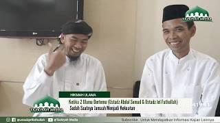 Video Viral!! TERBARU Ustadz Abdul Somad dan Ustadz Jel Fathullah, Saatnya Ulama Bagi Tugas MP3, 3GP, MP4, WEBM, AVI, FLV Oktober 2018