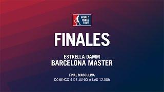 Final Masculina Estrella Damm Barcelona Master 2017 | World Padel Tour