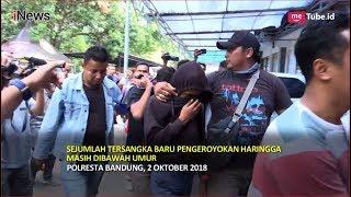 Video Satreskrim Polrestabes Bandung Ciduk 6 Tersangka Baru Pengeroyokan Haringga Part 01 - Scandal 06/10 MP3, 3GP, MP4, WEBM, AVI, FLV Oktober 2018