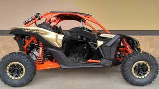 6. Awesome 2018 Can-am New Maverick X3 X RS Turbo R
