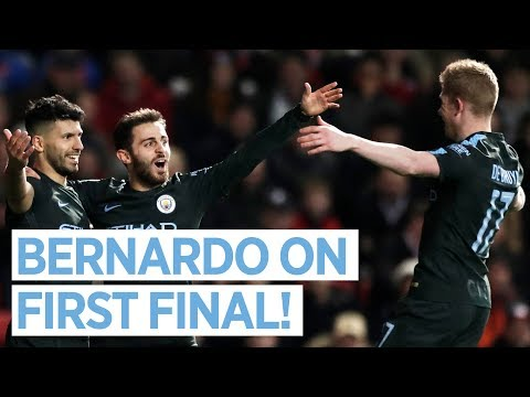 Video: WE'RE OFF TO WEMBLEY! | Bristol City 3-2 Man City | Carabao Cup Semi Final | Bernardo Reaction